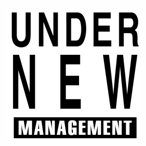 Under New Management vector file