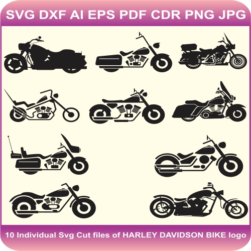 Harley Davidson Bike pack