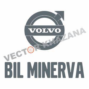 Volvo Bil Minerva Logo