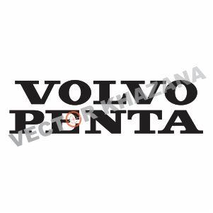 Volvo Penta Logo Vector