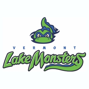 Vermont Lake Monsters Logo Vector