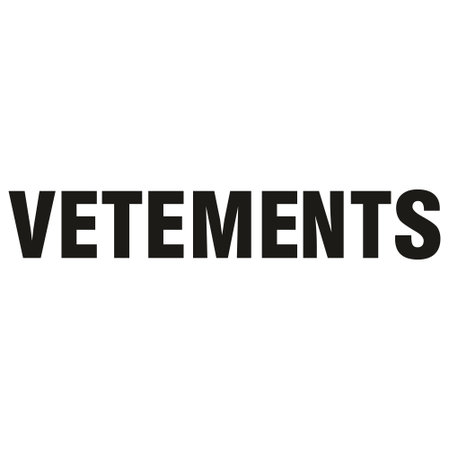 Vetements logo Svg