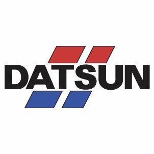 Vintage Datsun Logo Svg