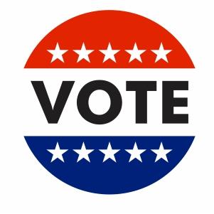 Vote 2020 Svg