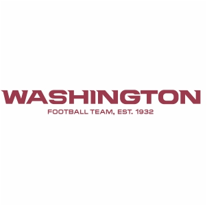 Washington Football Team Logo Clipart