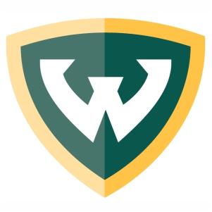 Wayne State Warriors logo vector file