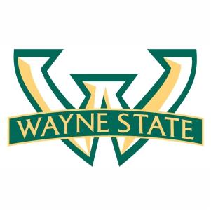 Wayne State Warriors vector image