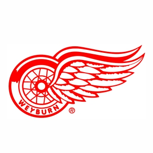 Weyburn Red Wings Logo svg