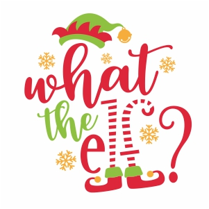 What the elf svg file