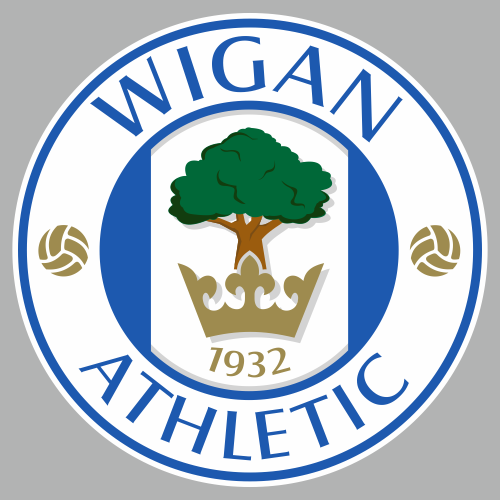 Wigan Athletic FC Svg