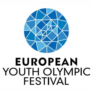 Winter European Youth Olympic Festival 2021 vector