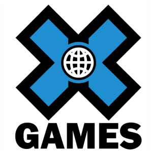 Winter X Games logo 2020 svg cut