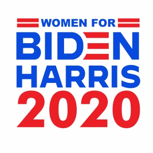 Women For Biden Harris 2020 Svg