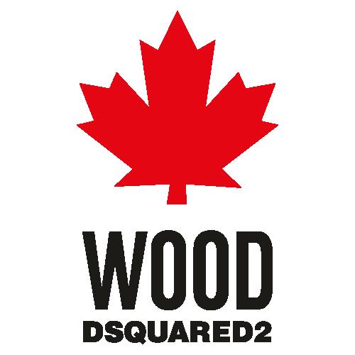 Wood Dsquared Logo Svg