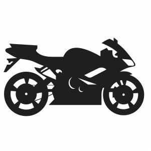 Yamaha Bike racing svg