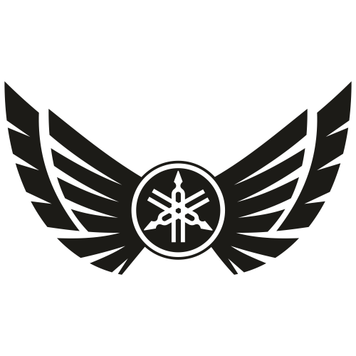 Yamaha Wings Logo Svg