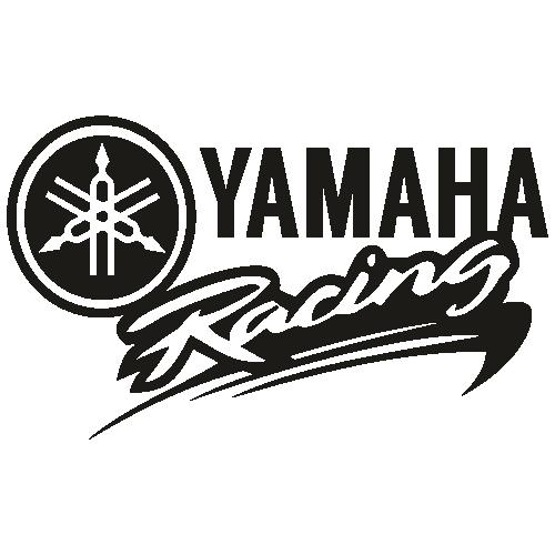 Yamaha Racing Svg