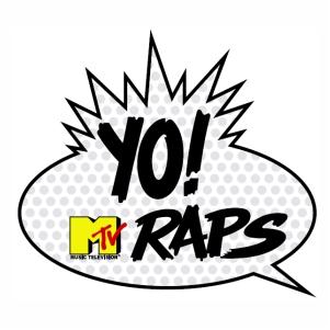 Yo MTV Raps logo Vector