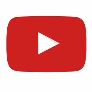 Logo of You tube svg