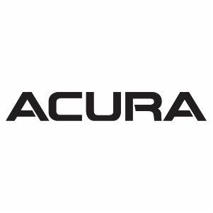 Acura Logo Svg