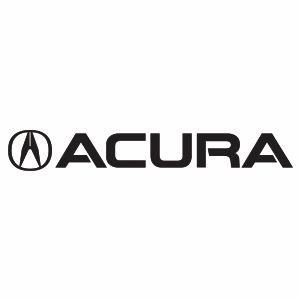 Acura Logo Vector