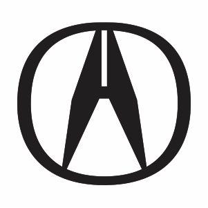 Acura Symbol Logo Svg