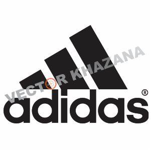 Free Adidas Man Logo Svg