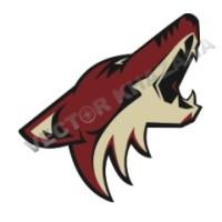 Arizona Coyotes Logo Vector