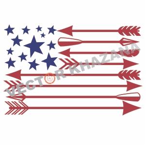 Free Arrow With Logo Svg