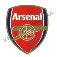 Arsenal Logo Vector