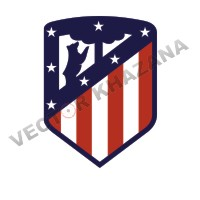 Atletico Madrid Logo Vector