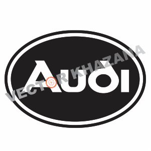 Audi Logo Decal Logo Vector