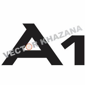 Audi A1 Logo Vector