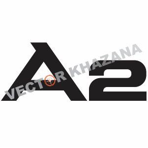 Audi A2 Logo Vector