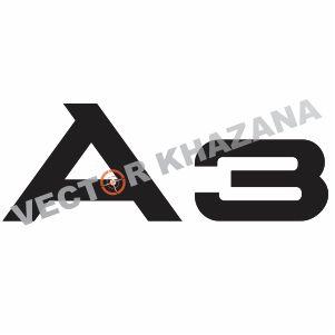 Audi A3 Logo Vector