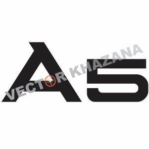 Audi A5 Logo Vector