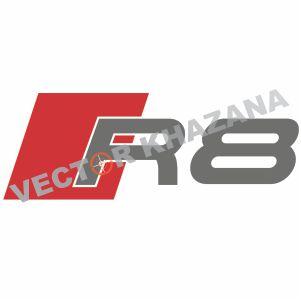 Audi R8 Logo Vector