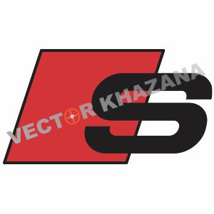 Audi S Logo Vector