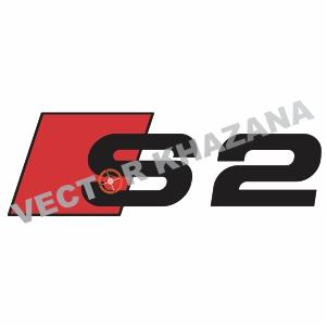 Audi S2 Logo Svg