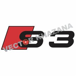 Audi S3 Logo Svg