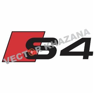 Audi S4 Logo Svg