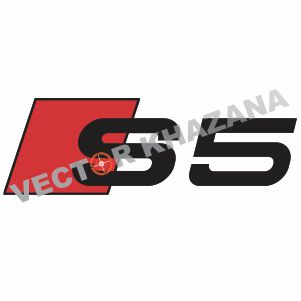 Audi S5 Logo Vector