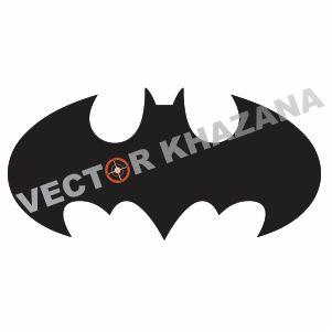 Batman Logo Evolution Vector