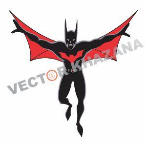 Batman Hero Vector