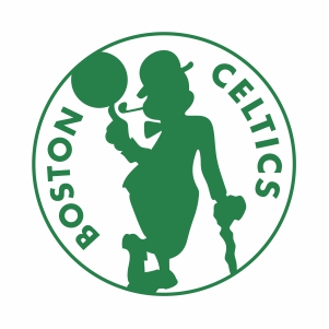 boston celtics logo svg cut