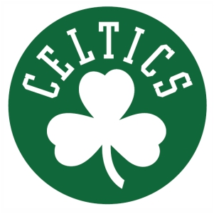 Boston Celtics logo vector image