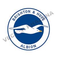 Brighton And Hove Albion F.C Logo Vector