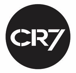 Bugatti Chiron CR7 Logo Vector
