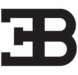 Bugatti Symbol Logo Vector