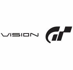 Bugatti Vision GT Logo Svg